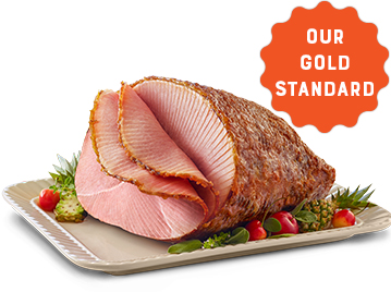 Bone-In Half Ham (9-10 lb)