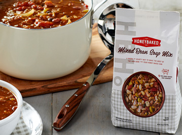 Mixed Bean Soup Mix