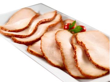 Smoked Turkey By The Slice