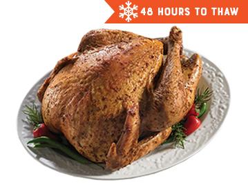 Cajun Whole Turkey