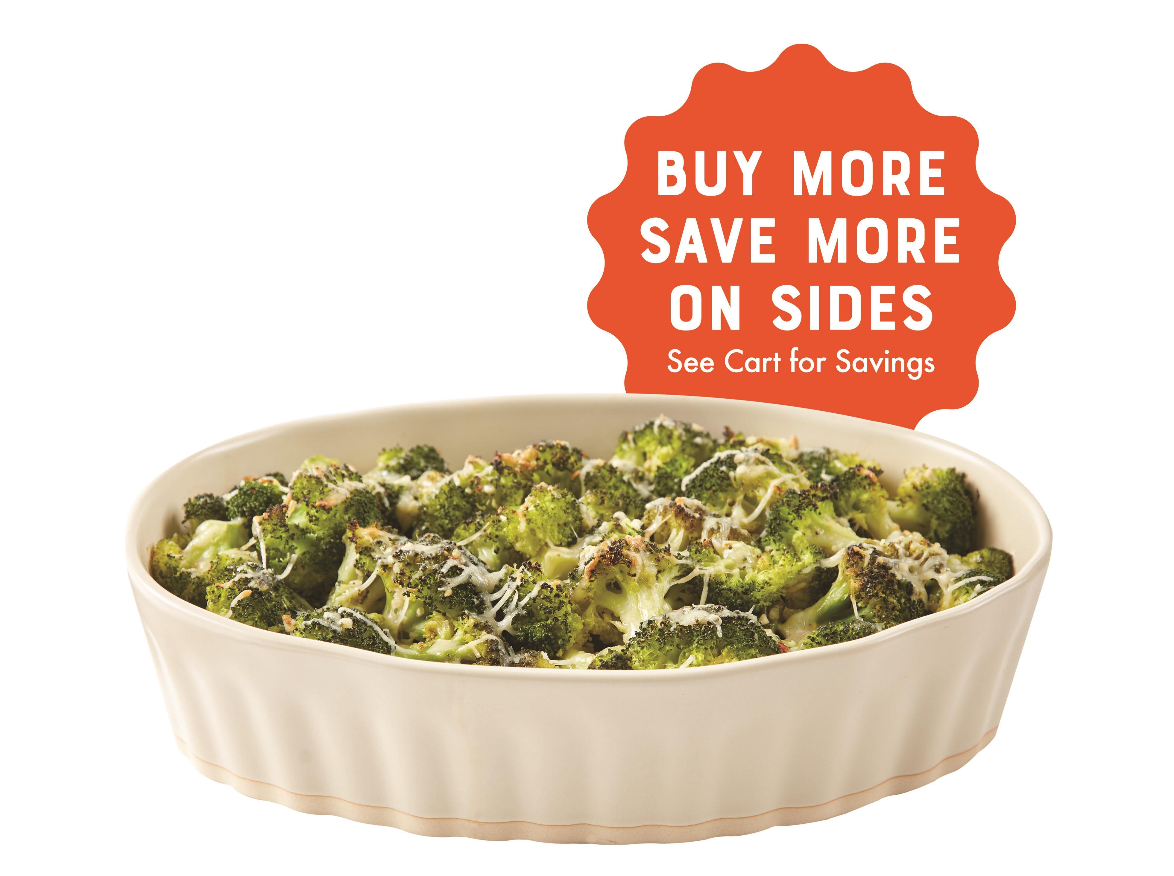 Tuscan-Style Broccoli