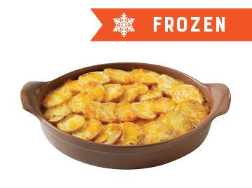 Cheesy Potatoes Au Gratin