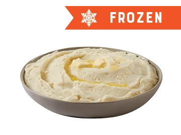 Creamy Russet Mashed Potatoes